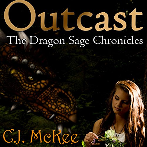 Outcast: The Dragon Sage Chronicles                   By:                                                                                                                                 C. J. McKee                               Narrated by:                                                                                                                                 Wendy Anne Darling                      Length: 7 hrs and 24 mins     5 ratings     Overall 4.0