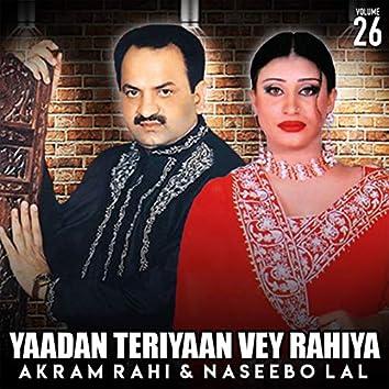 Yaadan Teriyaan Vey Rahiya, Vol. 26