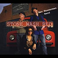 Stone Wash Red