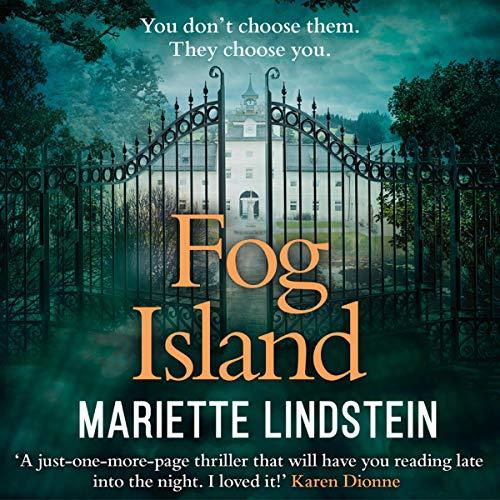 Fog Island: Fog Island Trilogy, Book 1
