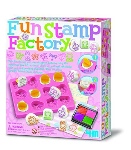 4m Fun Set Stempel