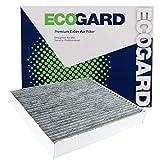 ECOGARD XC11583C Premium Cabin Air Filter with Activated Carbon Odor Eliminator Fits Hyundai Kona 2018-2019, Kona Electric 2020