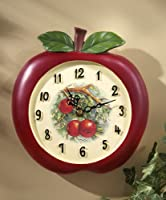 Apple Kitchen Wall Clocks Apple Kitchen Stuff