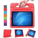 LEADSTAR Niños Funda para Apple iPad Air 2 / iPad 6 EVA antichoque Ligera destinado a Prueba de Golpes Protección Funda Tapa (Rojo)