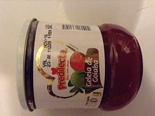 Geleia de Goiaba / Guaven Gelee Fruchtaufstrich