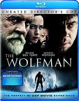 The Wolfman  2010  [Blu-ray]
