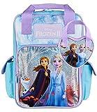 Disney Mochila Infantil Oficial de Frozen 2 con Elsa y Anna y Bolso Frozen a Juego – Regalos Frozen para Niñas – Mochilas de Niña con Bolso a Juego – Mochilas Infantiles Into The Unknown