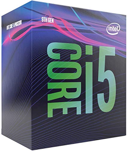 Intel Core i5-9500 6x3,0 (boost 4,4) GHz 9MB-L3 Cache socket 1151 UHD 630
