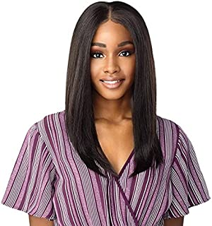 Sensationnel Synthetic Hair Lace Front Wig Cloud 9 What Lace Swiss Lace 13X6 KIYARI (1B)