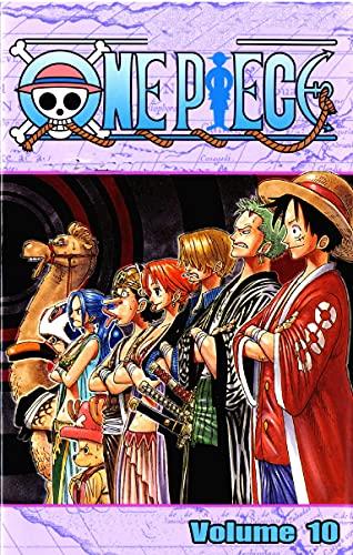 One-Piece manga Full Collection: Fantsy manga One Piece Manga vol 10 (English Edition)