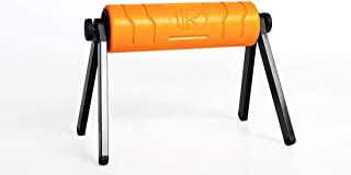 HighRoller, World's Most Efficient, Patented, Ergonomic Foam Roller, Rolling Muscle and Fascia Care Physical Therapy Aid Pilates Stretching