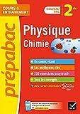Physique-chimie 2de - Nouveau programme de Seconde 2019-2020