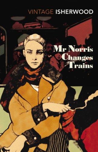 Mr Norris Changes Trains (English Edition)
