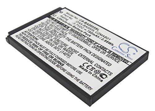 Akku für Creative Zen Micro, Zen Micro Photo, Zen Micro 5GB, 6GB