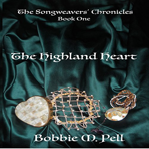 The Highland Heart audiobook cover art