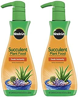 Miracle-Gro Succulent Plant Food, 8 OZ (pkg of 2)