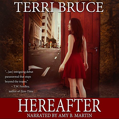 Hereafter audiobook cover art