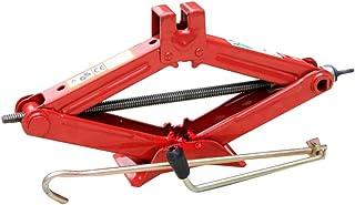 Garneck 1 peça de tesoura portátil de aço resistente, durável, resistente a impactos, macaco de pneu para reboque, carro, ...