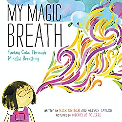 My Magic Breath mindfulness book for kids