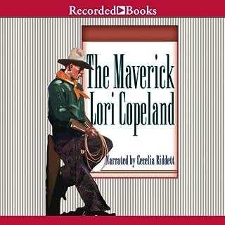 The Maverick audiobook cover art