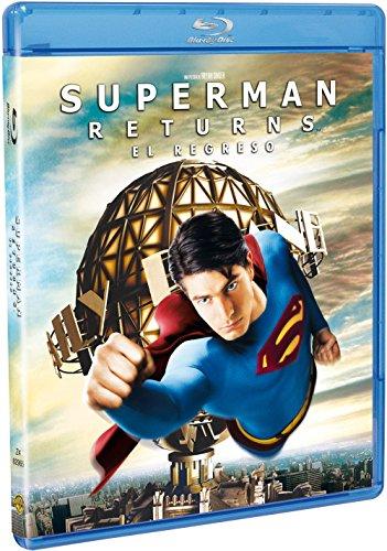 Superman Returns: El Regreso Blu-Ray [Blu-ray]