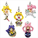 Bandai Twinkle Dolly Sailor Moon 3 10 Piezas Candy Toys & Candy (Sailor Moon)