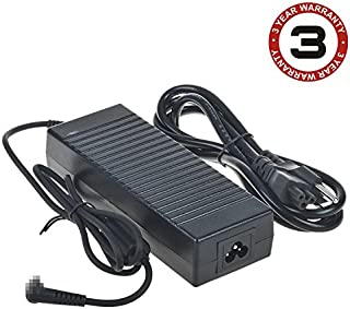 SLLEA Ac Dc Adapter for 120W Toshiba PA3717U-1ACA Laptop Replacement Switching Power Supply Cord Charger Spare
