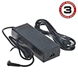 SLLEA 19.5V 6.15A 120W AC/DC Adapter for Sony Vaio PCG-2F1L PCG-2F2L PCG-252L PCG-272L PCG-11211L PCG-6P2L PCG-6Q1L PCG-933 Power Cord Charger PSU