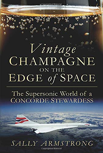 Vintage Champagne on the edge of
