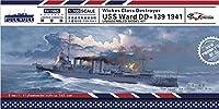 フライホークモデル 1/700 駆逐艦 USSワード DD-139 1941 FLYFH1106S プラモデル