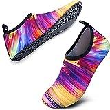SIMARI Water Sports Shoes Unisex Barefoot Slip-on Indoor Outdoor Sports Activities SWS001 Colorful