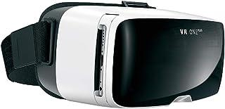 Gafas VR Realidad Virtual Casco montado en la Cabeza Auriculares 3D Gafas VR Juego película iOS Android Universal Smart Ey...