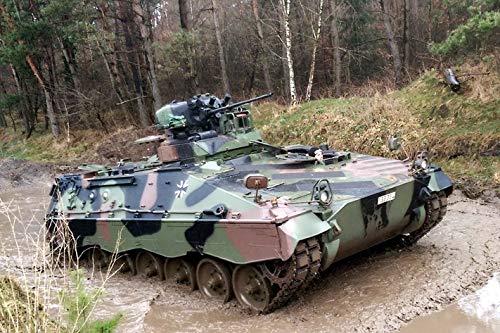 Jochen Schweizer Geschenkgutschein: Schützenpanzer Marder Fahren bei Osnabrück