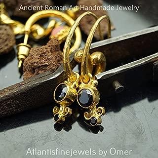 ancient roman style earrings