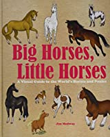 Big Horses, Little Horses: A Visual Guide to the World's Horses and Ponies (Big & Little)