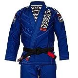 VENUM Elite Light 2.0 BJJ Kimono, Hombre, Azul, A1