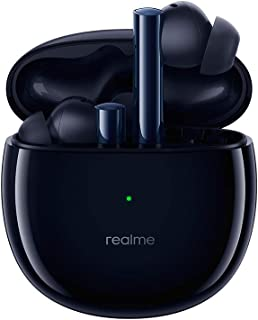 realme Buds Air 2 Cuffie Bluetooth, Cancellazione attiva del rumore, TWS Auricolari Senza Fili con Latenza ultra bassa a 8...