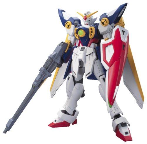 Bandai Hobby #162 HGAC XXXG-01W Wing Gundam Model Kit, 1/144 Scale