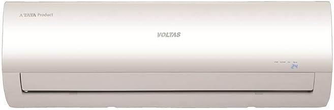 Voltas 1.5 Ton 3 Star Inverter Split AC (Copper, 183V CZT/183 VCZT2, White)