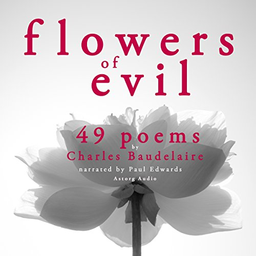 49 Poems from The Flowers of Evil cover art