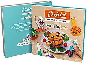 Chefclub Kids - Livre de Recettes pour les Enfants - On s'amuse en Cuisine