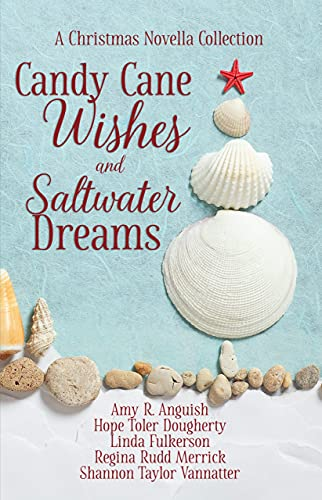 Candy Cane Wishes and Saltwater Dreams: A Christmas Novella Collection (English Edition)