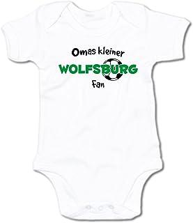 G-graphics Baby Body Omas Kleiner Wolfsburg Fan 250.0437