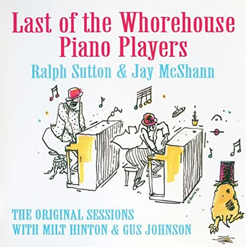 Jay McShann & Ralph Sutton