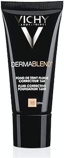 VICHY - Dermablend Fluid Corrective Foundation 30ml - Color - gold