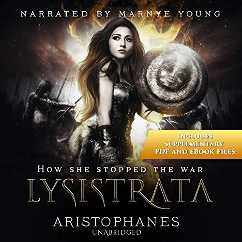 Lysistrata cover art