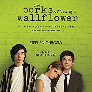 The Perks of Being a Wallflower                   De :                                                                                                                                 Stephen Chbosky                               Lu par :                                                                                                                                 Noah Galvin                      Durée : 6 h et 18 min     11 notations     Global 4,8