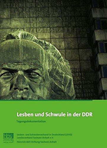 Lesben und Schwule in der DDR: Tagungsdokumentation