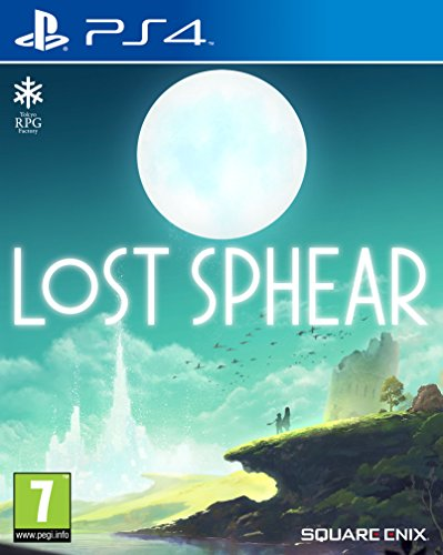 Lost Sphear Ps4- Playstation 4