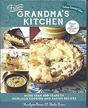 From Grandma's Kitchen Exclusive Expanded Edition 1623364949 Book Cover